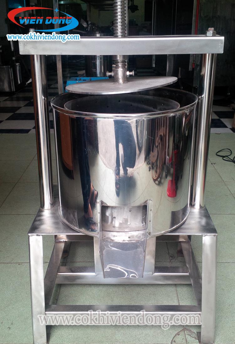 máy ép cốt dừa bằng tay