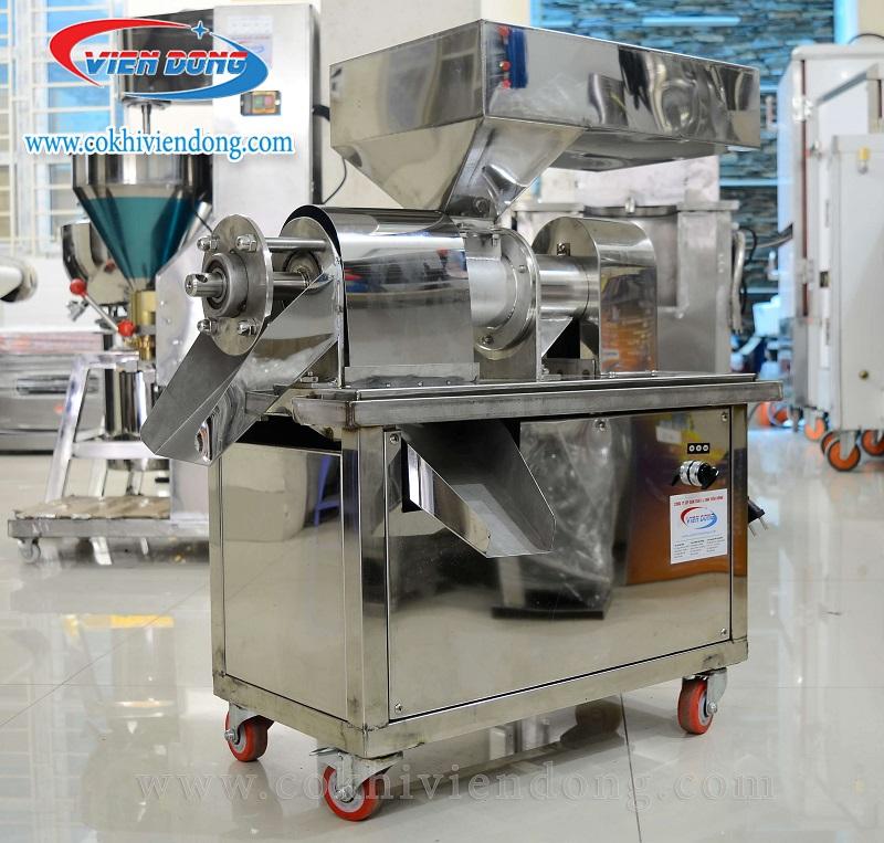 máy vắt cốt dừa công nghiệp