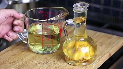 Cách làm dầu tỏi