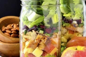 Salad rau củ mát mẻ cho những ngày hè nóng bức