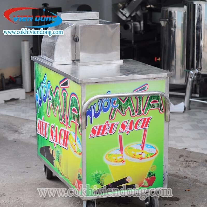 Xe ép nước mía siêu sạch X1-400