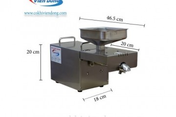 Tự sản xuất dầu ăn sạch ngay tại nhà nhờ loại máy này