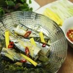 Cá bạc má hấp mía - Thơm ngon hương vị mía tươi đầu mùa