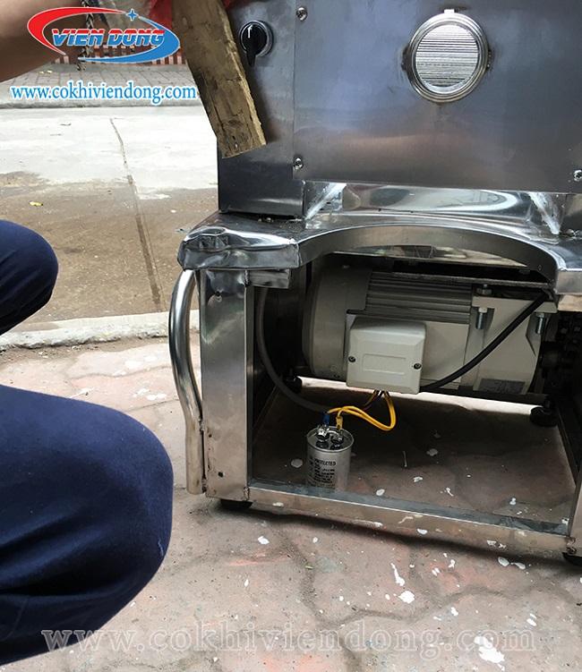 Câu chuyện bảo hành máy ép mía của khách hàng Viễn Đông