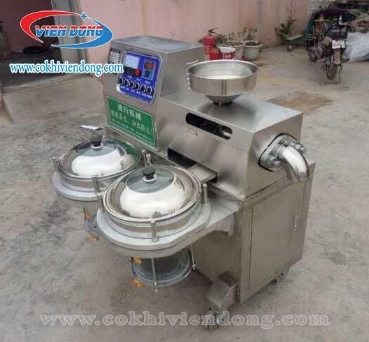 máy ép dầu thực vật