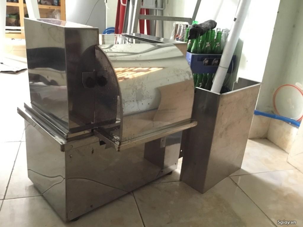 Thanh lý máy ép nước mía siêu sạch