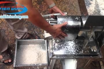 3 sai lầm cơ bản làm hỏng máy vắt nước cốt dừa