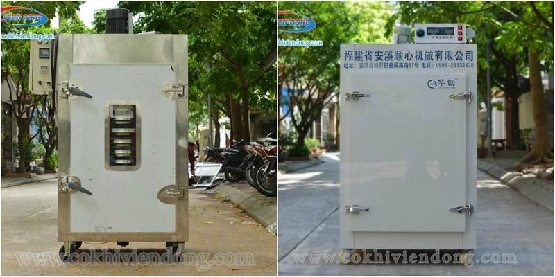 Tủ sấy công nghiệp xoay Việt Nam và Trung Quốc