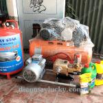 Những thiết bị rửa xe máy căn bản nhất cần có trong tiệm rửa xe máy