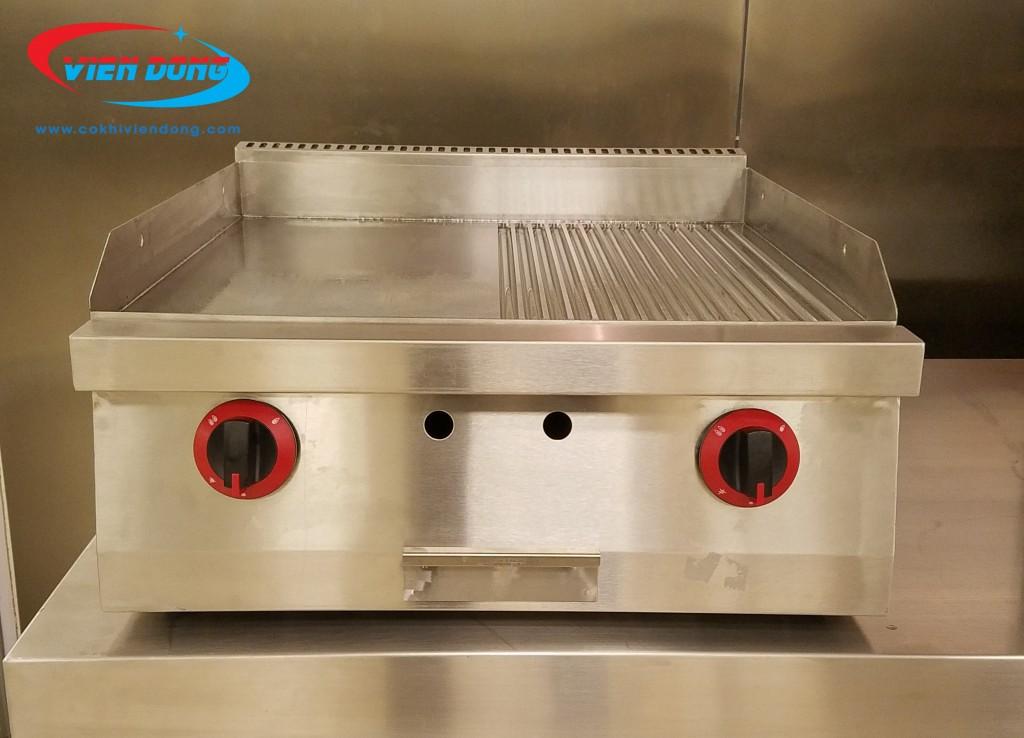 Sự thật về độ an toàn của bếp chiên phẳng dùng gas