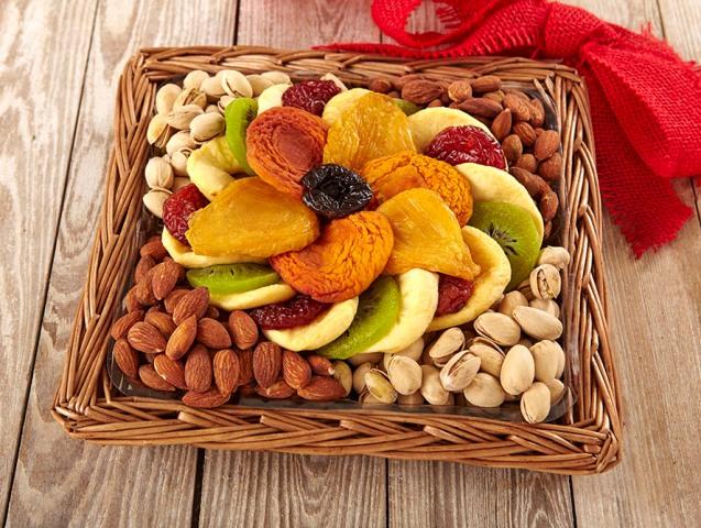 Trái cây sấy khô có tốt không?