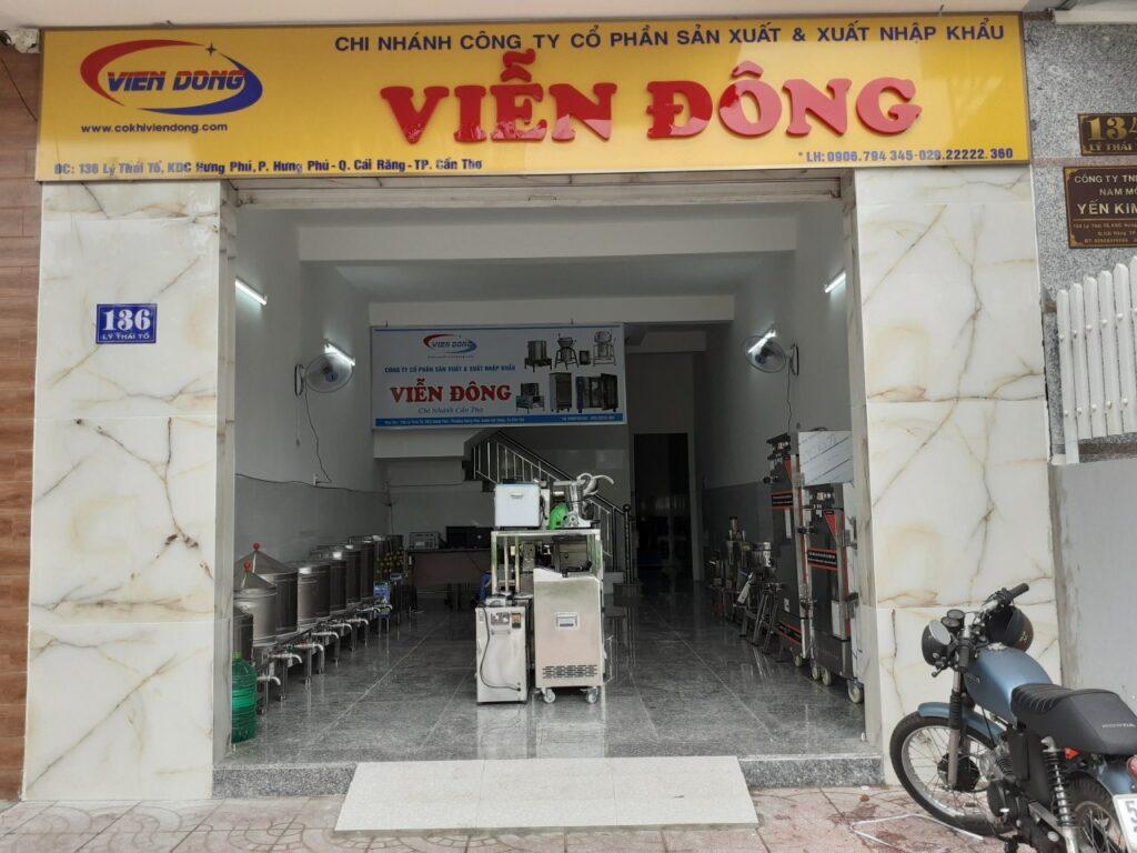 bếp á thương hiệu Viễn Đông