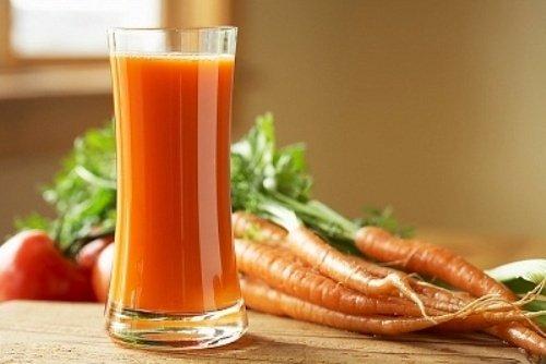 Nước ép dưa hấu mix cà rốt