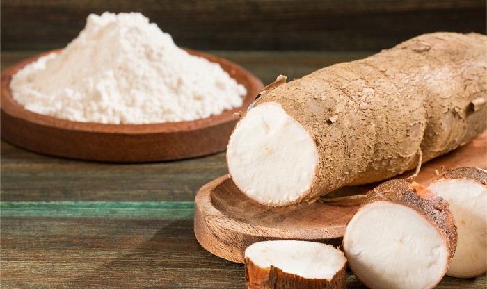 Có thể sử dụng loại bột khác để thay thế bột năng không?